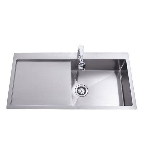 Evier Inox 1 Grand Bac by Evier Inox 1 Grand Bac 233 Gouttoir Gauche Luny Des