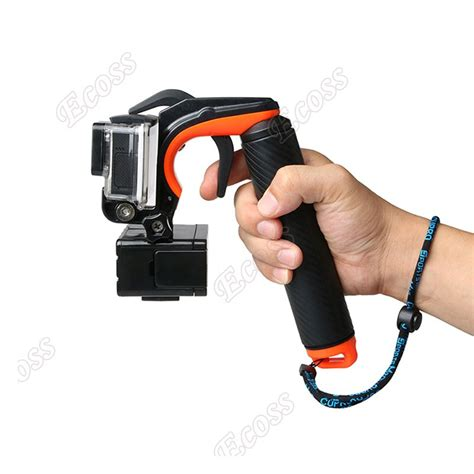 Stabilizer Grip For Gopro gopro section pistol trigger set gopro floating handle