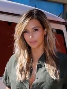 Kim kardashian s blonde hair fall hair color i am not a kim fan