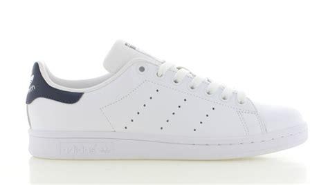 Adidas Sneakers Op Navy White adidas stan smith white navy m20325 gratis