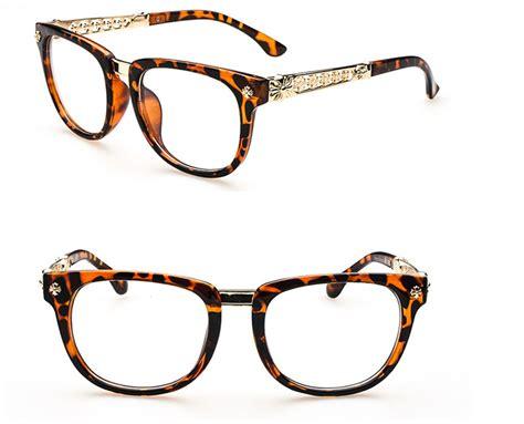 new 2014 trendy optical frame luxury brand designer