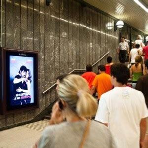 jcdecaux si鑒e social jcdecaux da un impulso a la publicidad digital en el metro