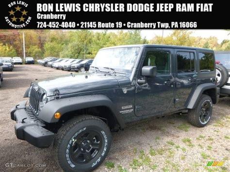 jeep rhino color 2017 rhino jeep wrangler unlimited sport 4x4 116412063