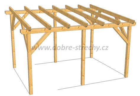 terrassenüberdachung 6 x 4 m dřevěn 225 zahradn 237 pergola 4x3m sklon 6 176
