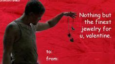 twd valentines walking dead valentines day cards on 46 pins