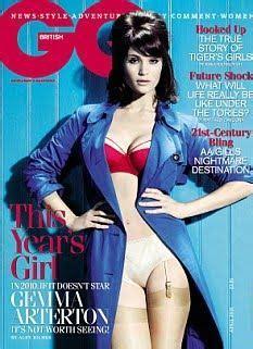 Disinfektan Gq Plus 1 Liter couv gemma arterton pour gq magazine 192 lire