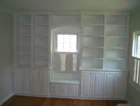 built in bookcases with window seat american hwy