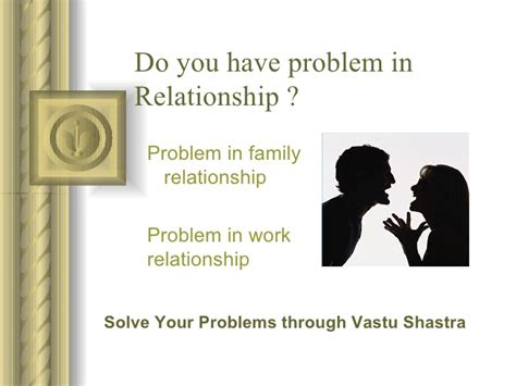 vastu tips for improve relationship