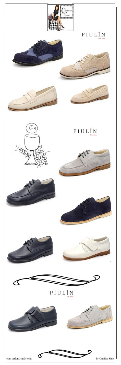 Comunion Nina Calzados Piulin Comunion Trendy Tendencias Primera   zapatos primera comunion y ceremonia vestidos de primera