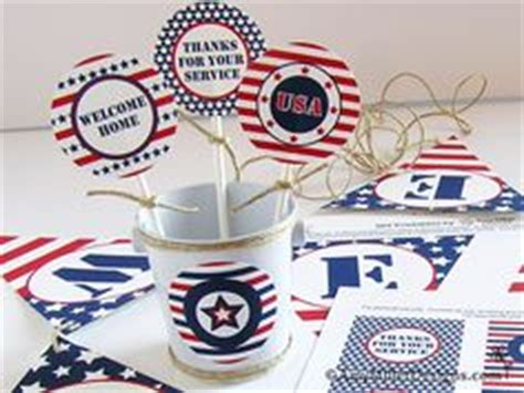 military welcome home decorations welcome home military party ideas let freedom ring