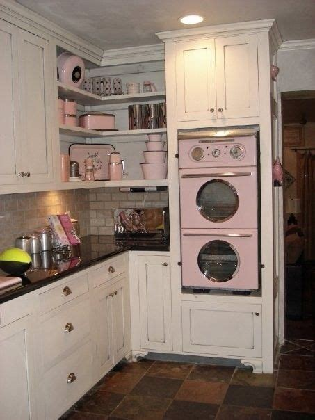 pink appliances kitchen 141 best images about 40s 50s dream kitchen on pinterest