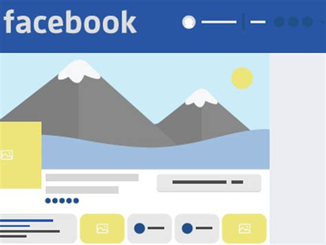 facebook layout free vector 25 free wireframe style uis mockups and templates idevie