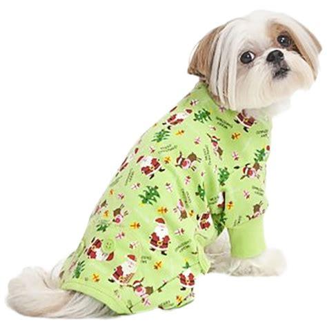 puppy pajamas fashion pet lookin pajamas green pajamas