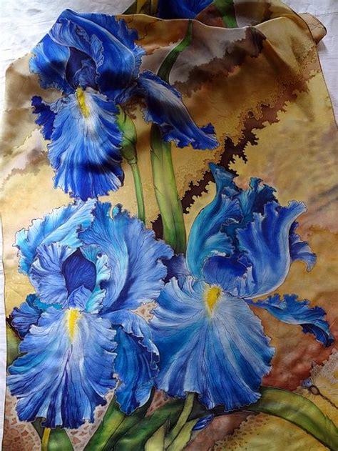 Tutorial Segiempat Batikascarf Original 17 best images about silk painting on original paintings silk and painted