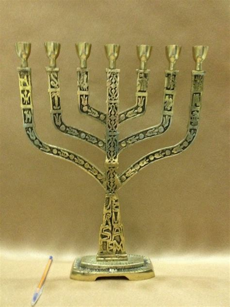 candelabro fotos candelabro israel g r 319 90 em mercado livre