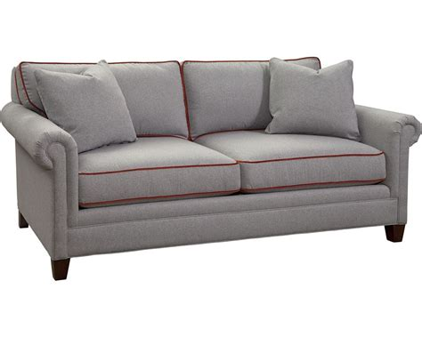 thomasville mercer sofa mercer small 2 seat sofa panel arm thomasville furniture