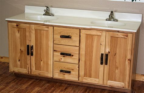 hickory bathroom vanities rustic hickory vanity barn wood furniture rustic