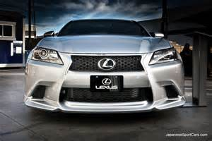 2013 supercharged lexus gs 350 f sport with wald kit