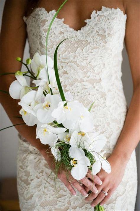 Unique Single Stem Flowers Wedding The 25 Best Ideas About Orchid Wedding Bouquets On