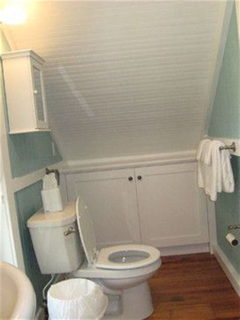 Knee Wall Storage Bathroom Knee Wall Closet Design Pictures Remodel Decor And