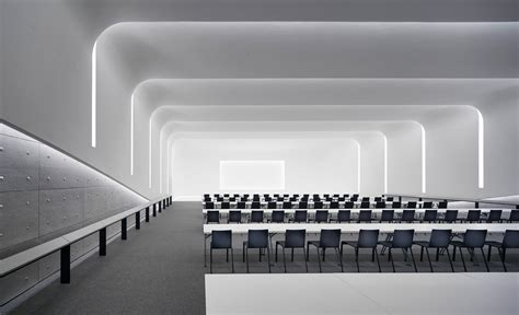 gensler designs spectacular seoul conference center