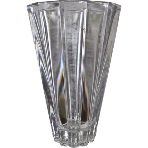 Rosenthal Glass Vase by Rosenthal 10 Vase From Thedevilduckcollection On