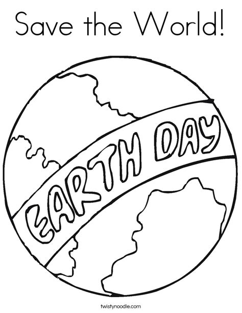 Save The Earth Coloring Pages Free Coloring Pages Of Save The Earth