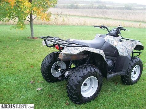 Suzuki King 400 Price Armslist For Sale 2008 Suzuki King 400 4x4 Atv