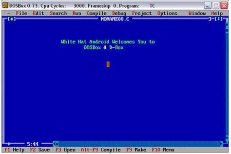 turbo c for windows 8 7 81 vista 32 bit 64 bits turbo c language software for windows 7 free download