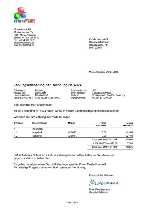 Mahnung Schreiben Muster Kostenlos Mahnungsvorlage Vorlage Mahnung Vorlagen Rechnungsprogramm