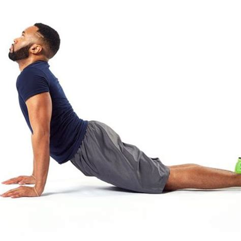 abdominal stretches exercise   workout trainer