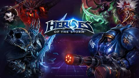 Key Giveaways - heroes of the storm beta key giveaway us or eu gamersfire