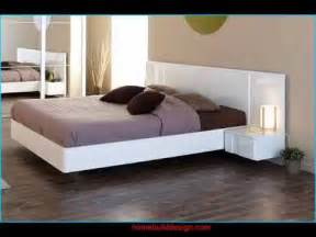 Make Platform Bed Frame by Floating Bed Frame Designs Ideas Youtube