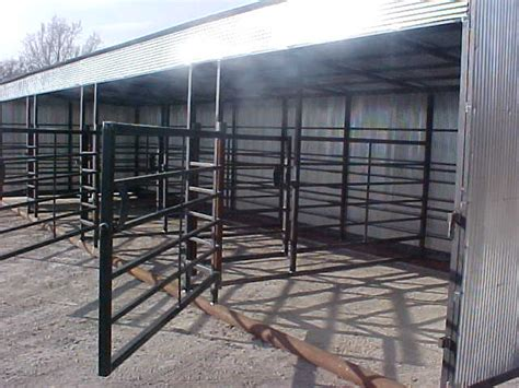 cow sheds cliff s welding service inc