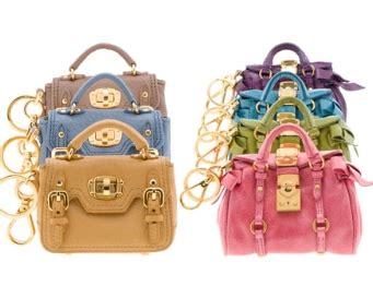Bags In Bag Gantungan Tas Unggu miu miu mini bag gantungan tas yang serbaguna