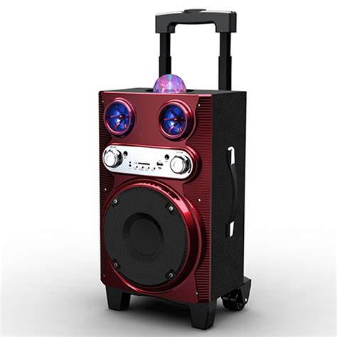 large bluetooth speakers with lights wholesale led light extra large woofer portable bluetooth