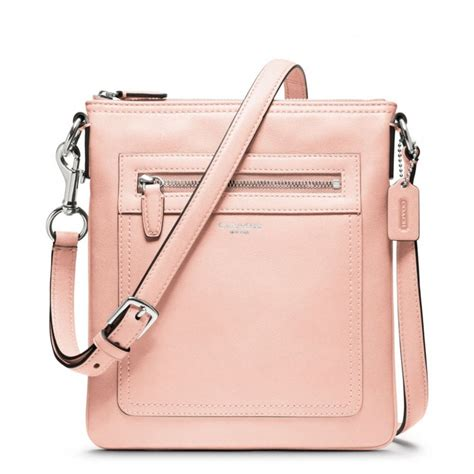 Light Pink Coach Purse by Coach Legacy Swingback Light Pink Inspired Pink Kblossoms
