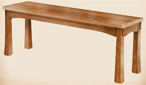 Amish Stools And Benches by Oakwood Furniture Amish Furniture In Daytona