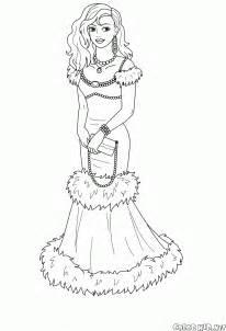 disegni da colorare principessa svetlana