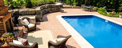 Pools For Backyards Rochester Ny Pool Installers Spas North Eastern Pools
