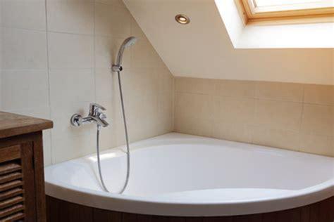 Kleines Badezimmer Unter Dem Dach by Das Badezimmer Unterm Dach