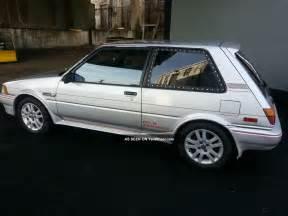 Toyota Fx16 1987 Toyota Corolla Fx16 Gts Hatchback 2 Door 1 6l