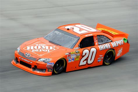 Home Depot Nascar Driver by Could Home Depot Join Penske As Sponsor Tireball Sports