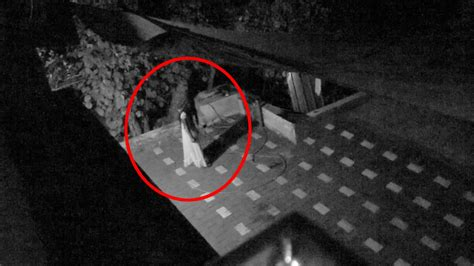 ghost on chilling of ghost on cctv scary