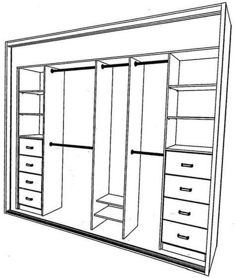Bedroom Wardrobe Closet Designs Best 25 Bedroom Cupboards Ideas On Bedroom