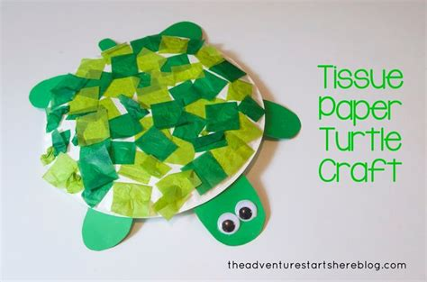 Turtle Paper Craft - 25 best ideas about sea animal crafts on
