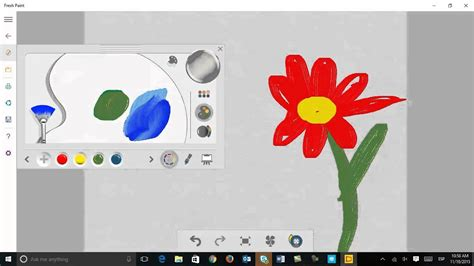 drawing app for pc fresh paint the drawing app for windows 10