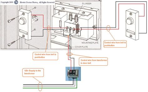 doorbell wiring diagram wiring diagram for second doorbell chime wiring get free image about wiring diagram