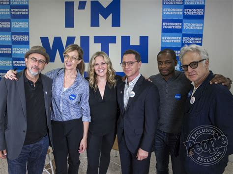 west wing the west wing cast reunites to caign for hillary clinton