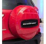 2018 Ford EcoSport Spare Wheel Cover  Indian Autos Blog